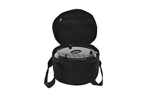 tepro Grillzubehör Tasche für Guss-Dutch-Oven S, aus strapazierfähigem Polyestergeweb