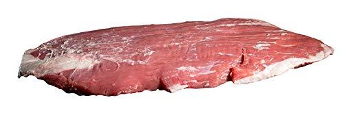 US-Beef Flanksteak/Bavette 750g, Black-Angus aus Amerika, ideal zum Grillen, 1 Stück...