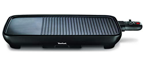 Tefal Tischgrill Malaga TG3918   Elektrogrill   Regelbarer Thermostat   Antihaftbeschichtete...