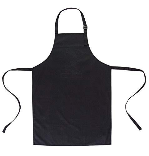 GRILLHIT X Schürze 100% Baumwolle, Kochschürze, Grillschürze für Männer und Frauen (100 cm x 70...