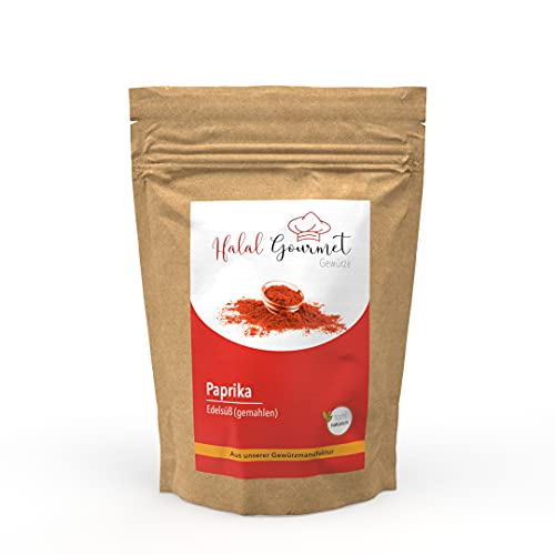 Paprika edelsüß 250g +10% EXTRA. Original ungarisch. Per Hand in unserer Gewürzmanufaktur...