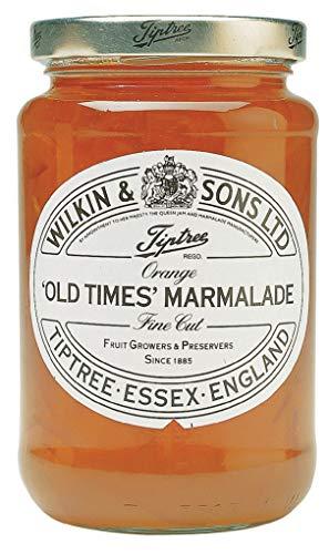 Old Times Orange Konfitüre von Wilkin & Sons aus England