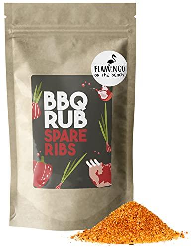BBQ RUB Spareribs - Gewürzmischung aus hochwertigen Zutaten - Original amerikanische Gerichte,...
