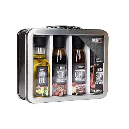 Weber Gewürz Set BBQ (BBQ Koffer)