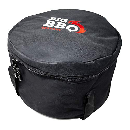 ToCis Big BBQ Transporttasche für Dutch Oven Feuertopf | Transport- und Aufbewahrungstasche mit...