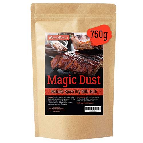 Magic Dust BBQ Rub • Gewürzmischung zum Grillen und Marinieren von Fleisch • in Deutschland von...