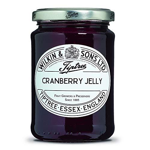 Cranberry Preiselbeer Gelee von Wilkin & Sons aus England