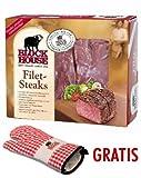 Block House Filet Frischfleisch ca. 1,02 kg inklusive gekühltem Versand innerhalb von ca. 7...