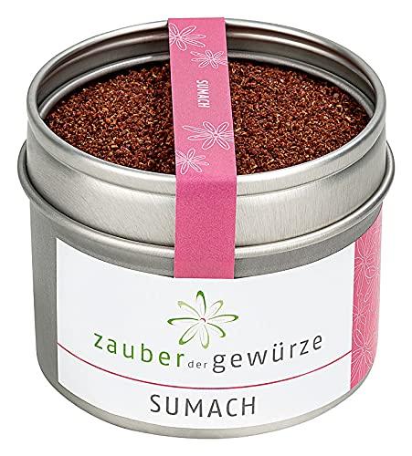 Zauber der Gewürze Sumach - Gewürzzubereitung in Premium-Qualität - Orientalisches Gewürz in...