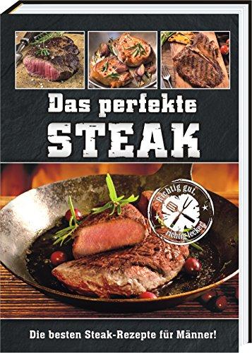 AV Andrea Verlag Das perfekte Steak im Geschenke Set groß stabil hochwertig mit original Jack...