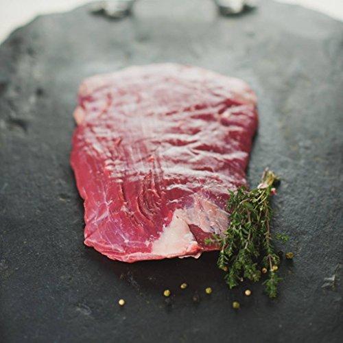 Flanksteak vom Weiderind 800g Steak