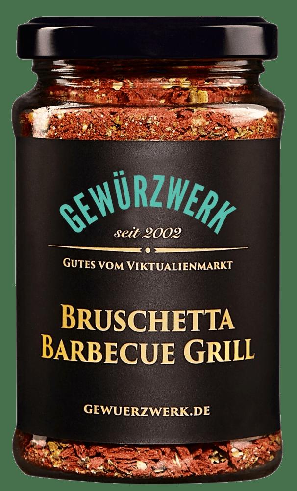 Bruschetta Barbecue Grill von gewuerzwerk.de